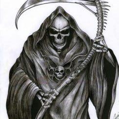 Imágenes de la santa muerte chidas (2)