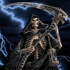 Imágenes de la santa muerte chidas (3)