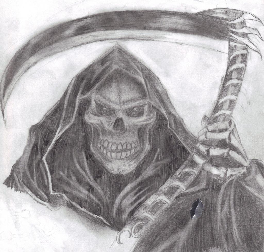 de la santa muerte para tatuar - Imágenes de la Santa Muerte