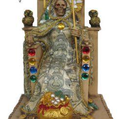 fotos de la santa muerte del dinero (2)
