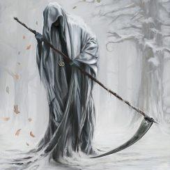 imagenes de la santa muerte en dibujos (3)