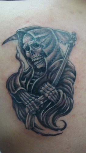 fotos de la santa muerte para tatuajes (1)