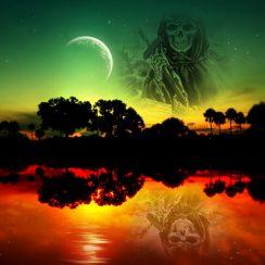imagenes de la santa muerte bonitas (1)