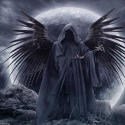 imagenes de la santa muerte con alas (1)