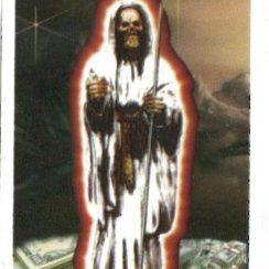 imagenes de la santa muerte del dinero (2)