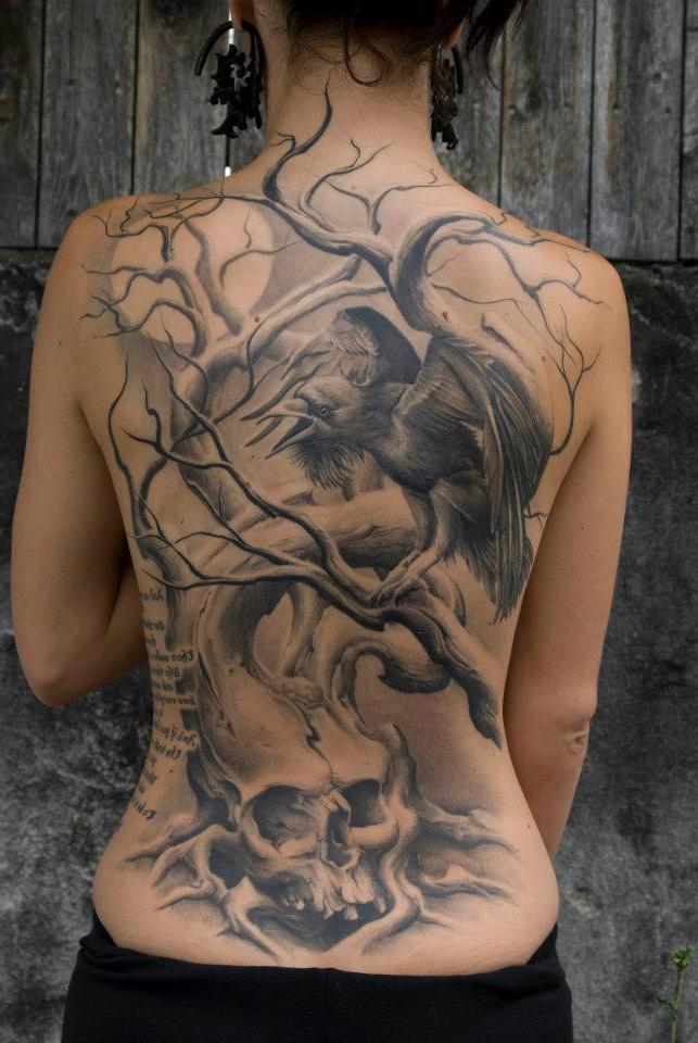 Fotos de tatuajes de la Santa Muerte