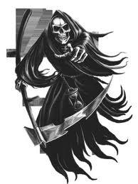imagenes de la santa muerte macabras (2)
