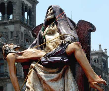 imagenes de la santa muerte macabras (5)