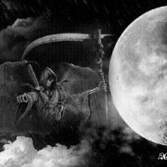 Imágenes de la Santa Muerte para Facebook