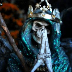 Imágenes de la Santa Muerte fotos