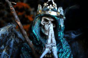 imagenes de la santa muerte fotos (4)