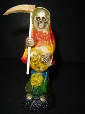 La Santa Muerte embarazada (3)