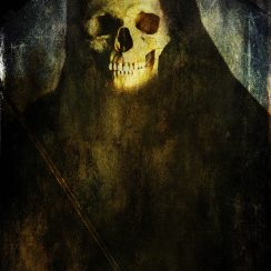 imagenes de la santa muerte1