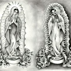 imagenes de la santa muerte19