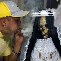 imagenes de la santa muerte25