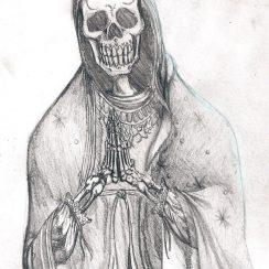 imagenes de la santa muerte33