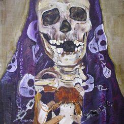 imagenes de la santa muerte40
