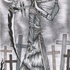 imagenes de la santa muerte48