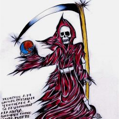 imagenes de la santa muerte50