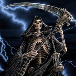 imagenes de la santa muerte62