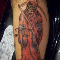 imagenes de la santa muerte66