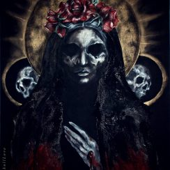 imagenes de la santa muerte75