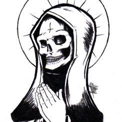 imagenes de la santa muerte79