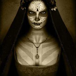 imagenes de la santa muerte80