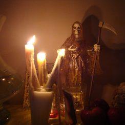imagenes de la santa muerte82