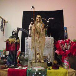 imagenes de la santa muerte85