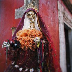 imagenes de la santa muerte89