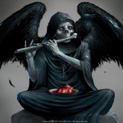 imagenes de la santa muerte94