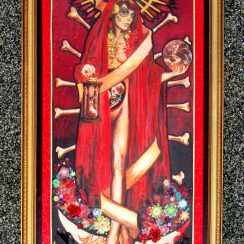 imagenes de la santa muerte99