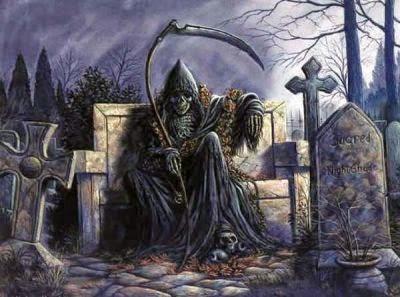 Imagenes de la Santa Muerte gratis para celular (16)