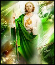 santa muerte y san judas tadeo (4)