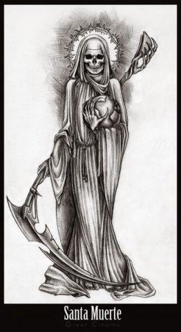 imagenes+de+la+santa+muerte+con+oracion_121