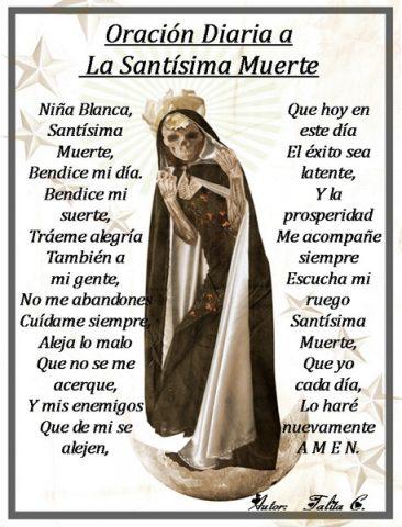 imagenes+de+la+santa+muerte+con+oracion_197
