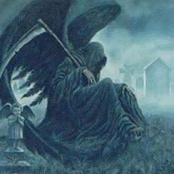 imagenes de la santa muerte brillosas (1)