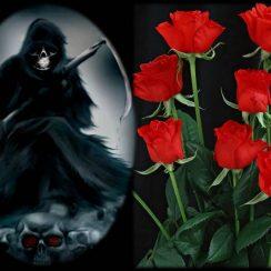 Oración a la Santa Muerte del amor con imágenes